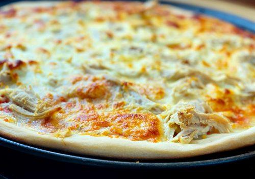 Plucked Fresh Salsa Pizza
