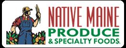 Native Maine Produce & Specialty Foods Logo